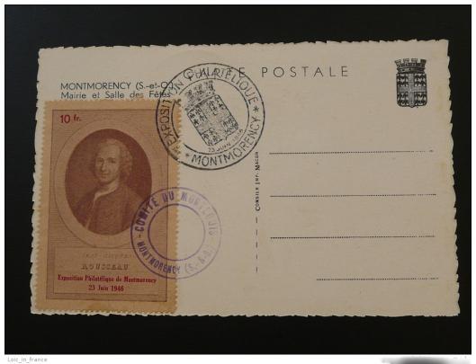 Comité du Mont  Louis 1946 1