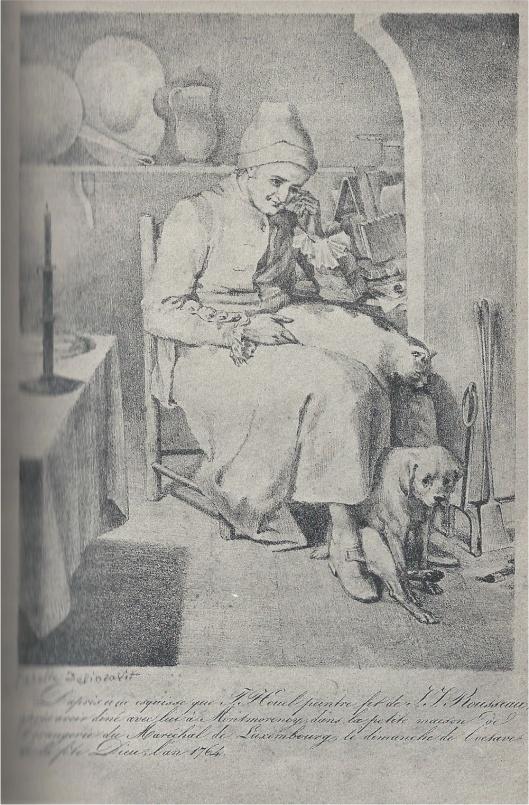 Rousseau Houel