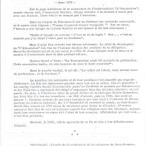 La mort de Jean Jacques Rousseau et les contreveses qu'elle a suscitée-6