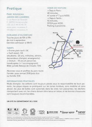 Parc Rousseau Activités Mai Octo. 2017 4