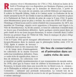 Rousseau musée 1